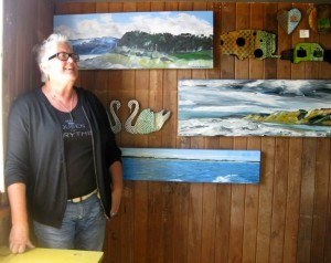 Janet at Tui Gallery