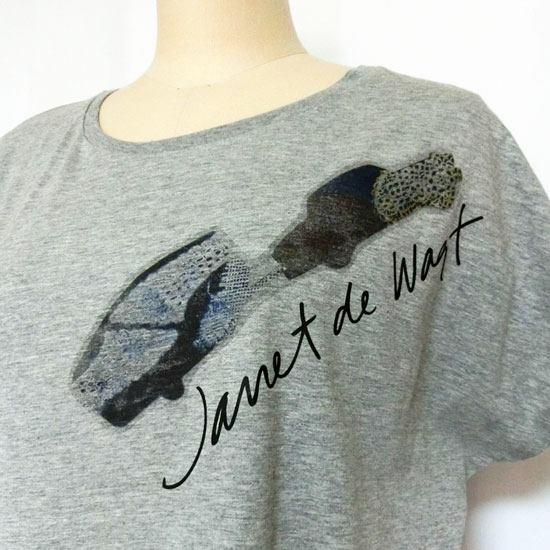 Janet t shirt caravan